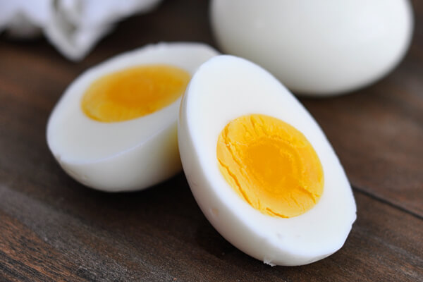 foods that increase sperm count naturally - eggs