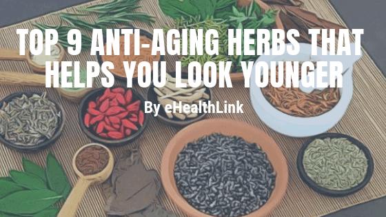 Anti Aging Remedies Anti aging Herbs