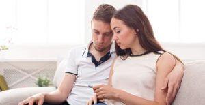 Symptoms of low sperm count
