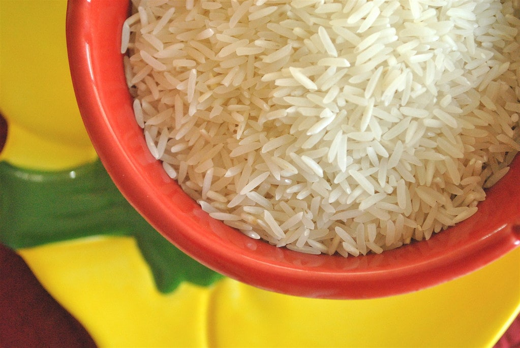 Health Benefits of Basmati rice