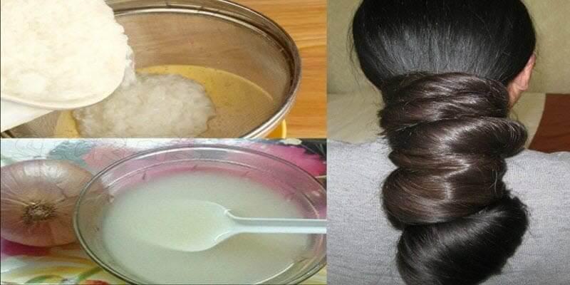 onion recipe for long hair