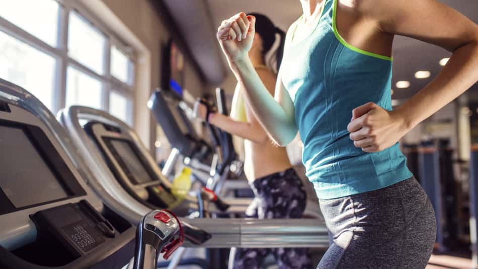 Health Benefits of Treadmill Workout