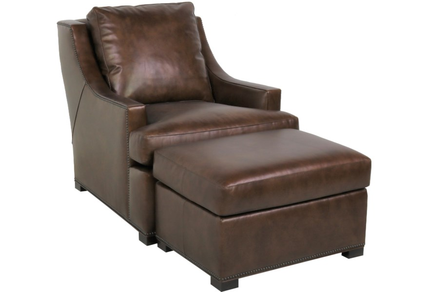 Recliners with separate Ottomans