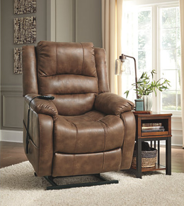The Ashley Furniture Yandel Power Lift Recliner Review