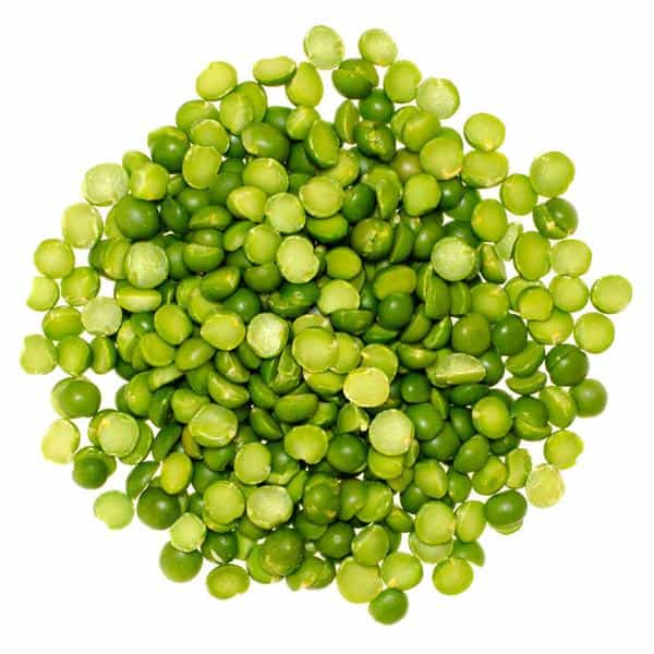 health benefits of split peas